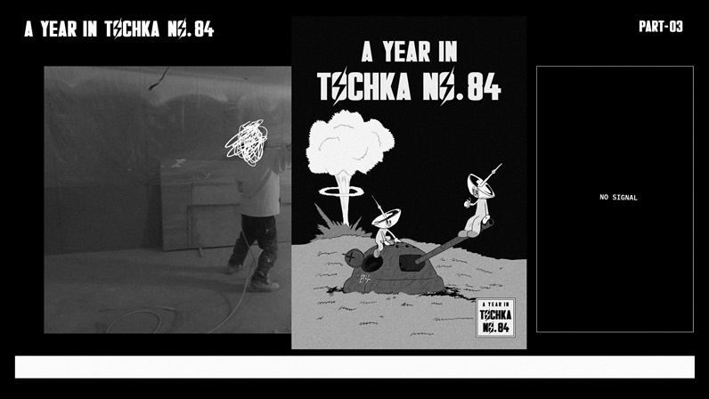 A Year In Tochka No.84 (Part1 - Part4)